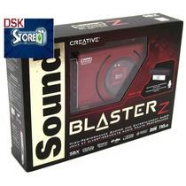 Placa De Som Creative Pci Express Sound Blaster Z Sb1500
