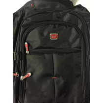 Backpack Wyl Mochila Profesional Amplia Modelo Equipo Swiss