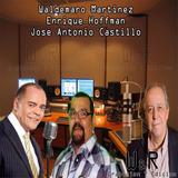 Grabacion De Tips Con Waldemaro Martinez, Hoffman Y Castillo