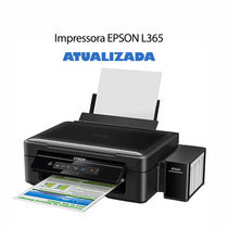 Multifuncinal Epson L355 + Bulk Ink +400ml Tinta Sublimática