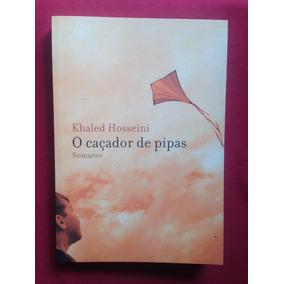 Livro - O Caçador De Pipas - Khaled Hosseini - Seminovo