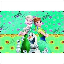 Painel Frozen Fever, Lona, Banner