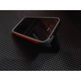 Bumper Iphone 4 / 4s Sport Moderno Emborrachado Novo
