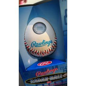 Pelota De Beisbol Radar Mide Velocidad De Los Lanzamientos