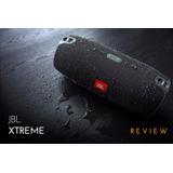Jbl Xtreme Negro Bluetooth - Nuevo - Caja - Lo Mejor!