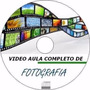 Curso De Fotografia Aprenda Fotografar Em 4 Dvds