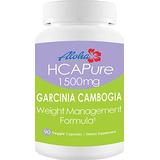 100% Hca Pure Garcinia Cambogia 1500mg 90 Veggie Capsules