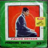 Palito Ortega - Vestida De Novia - Simple Con Tapa 1964