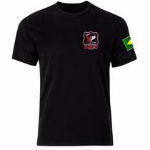 Camiseta Militar Exército Marinha Aeronáutica Masc/feminina