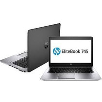 Notebook Hp Elitebook 745 G2 Quadcore Windows10 8gb Ram