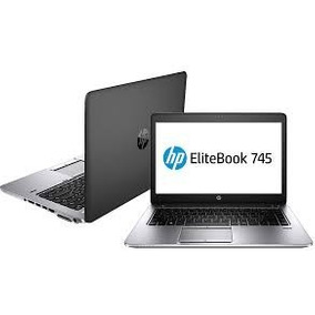 Notebook Hp Elitebook 745 G2 Quadcore Windows10 8gb Ram
