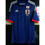 Camisa adidas Japão 2014-2015