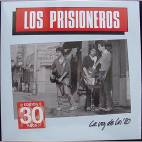 Los Prisioneros La Voz De Los 80 Vinilo Nuevo Y Sellado