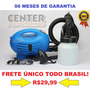 Mini Compressor Ar Portatil Kit Pintar Carro Tinta Automotiv