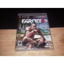 Farcry 3 Ps3 Play Stacion 3 Como Nuevo