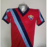 Camiseta Retro El Nacional Bitri Ecuador Historica Vintage