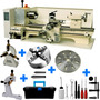 Torno Mecanico Paralelo Banco Caja Norton 750mm 3/4 Hp Kld