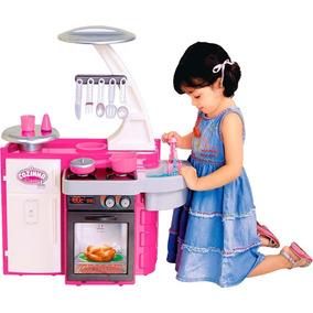 Kit Cozinha Classic Cotiplas Brinquedo Infantil Frete Gratis