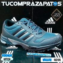 Zapatos Adidas Marathon Tr10 Damas Y Caballeros Todas Tallas