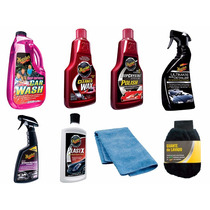 Kit Full Meguiar´s 8 Productos