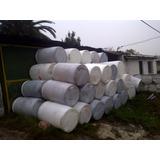 Tanques Tarrina Plasticos 200 Litros Comederos Color Blanco