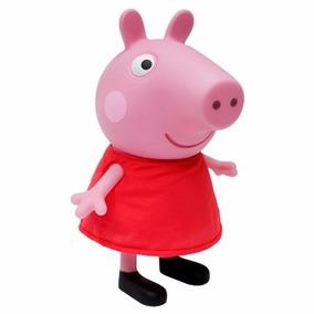 Peppa Pig Boneca Grande Original Multibrink