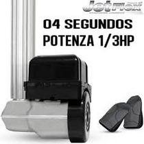 Kit Motor Portão Basculante Potenza 1/3 Jet Flex Ppa 4s