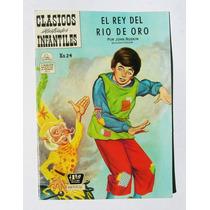 Clasicos Ilustrados Infantiles El Rey Del Rio, Comic 1962