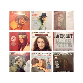 8 Discos Vinilo Ray Conniff