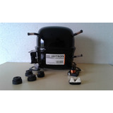 Motor Compressor Para Geladeira Pw 1/6 110v Recondicionado