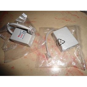 Microfiltros Adsl (dos Nuevos Nunca Usados) Y Cable Rj11 1mt