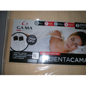 Calienta Cama Gama P/colchon Queen - 160x170 Cmts
