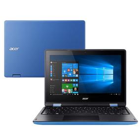 Notebook 2 Em 1 Acer R3 11.6 Intel Quad Core, 4gb, Hd 500gb