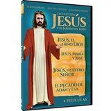 Dvd Jesus Y El Jardin Del Eden Coleccion: 4 Peliculas Import