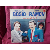 Vinilo Juan Ramon Heraldo Bosio El Suceso Del Año - Difusion