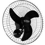 Ventilador Oscilante De Parede 60cm Turbo - Com 2 Rolamentos