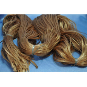 Cabelo Kanekalon Soft Hair Liso Importado - Loiro Mel 400g