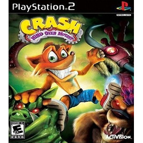 Crash Mind Over Mutant Patch Para Ps2 Desbloqueado