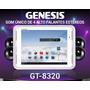 Tablet Genesis 8 Polegadas Câmera 3mp Gt-8320