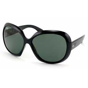 Lentes Gafas Ray Ban Rb4098 Negro Jackie Ohh 2 Dama Rayban