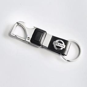 Chaveiro Nissan Sentra Lanterna De Led + Abridor De Garrafa