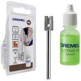 Broca Copa Dremel Dr663 Diamantada Minitorno Vidrio Perforar