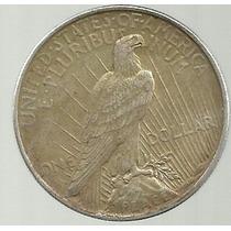 Peace 1 Dolar Plata 1922