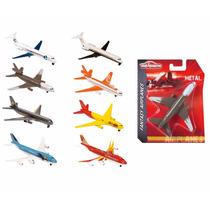 Aviones Metal Majorette Varios Modelos Mundo Manias