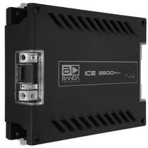 Modulo Amplificador Banda Ice 2500 Digital 2500w Rms + Frete