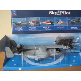 Avión-helicopteros Osprey, Metal Y Plastico Die Cast New Ray