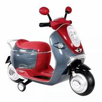 Scooter Mini Moto Eléctrica Para Niños.