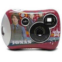 Disney Pix Micro Jonas Cámara Digital
