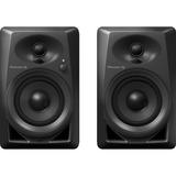 Dm-40 Pioneer Par De Monitores Profesional Dj Estudio