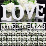 Letras Love En Madera Decoracion Frases Fashion Alfabeto